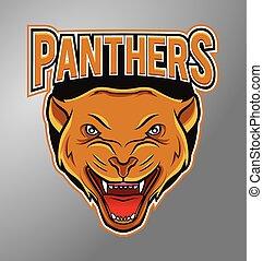 Mascot panthers