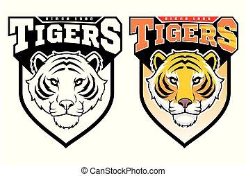 Mascot Tigers.