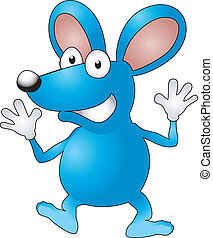 mouse or rat character