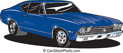 60's Muscle car