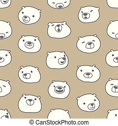 Mushroom vector Seamless Pattern repeat wallpaper tile background cartoon illustration