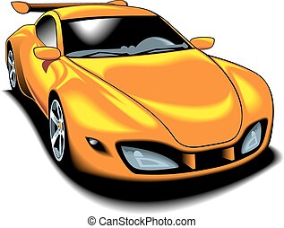 my original car design
