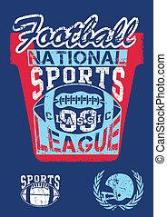 National football sports league