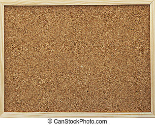 cork board