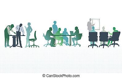 office meetings