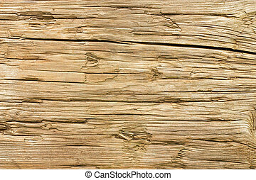 Old weathered wood texture background.