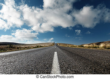 A Country Road in South Australia