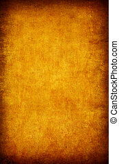 orange grunge textured abstract background