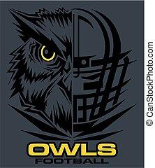 owls football