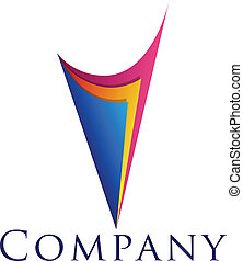 Beautiful corporate emblem design template for your business