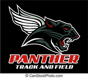 panther track and field