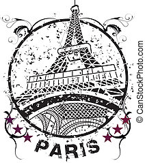 the Eiffel Tower the symbol of Paris the city of love