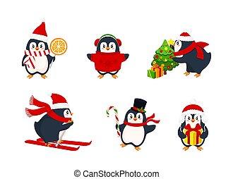 penguin activ winter