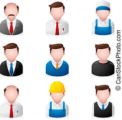People Icons - Office