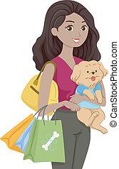 Pet Supplies Shopping