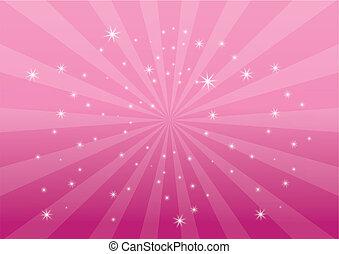 pink color light background