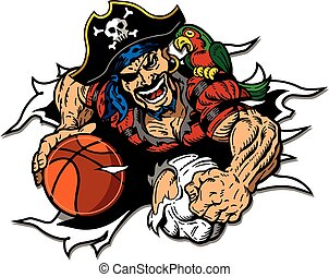 pirate basketball