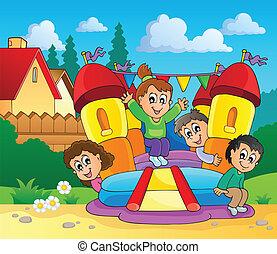 Play and fun theme image 1