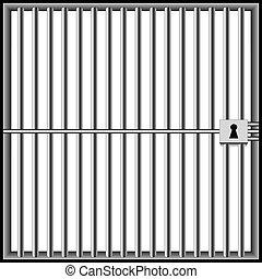 prison white