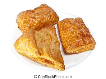 Puff fancy bread