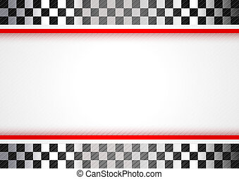 Racing red background, vector design 10 eps