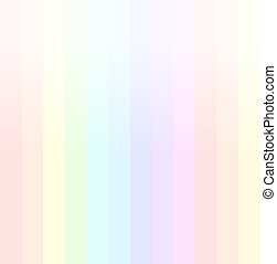 Rainbow background in pastel colours