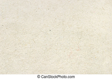 Closed up of recycled paper carton surface texture background
