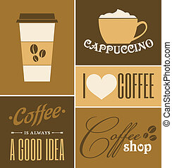 Retro Coffee Collection