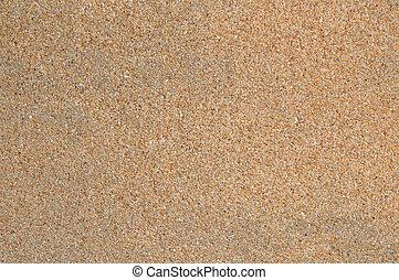 sand of beach