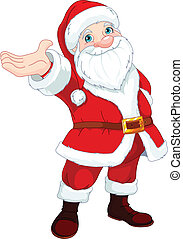 Santa Clause Presents