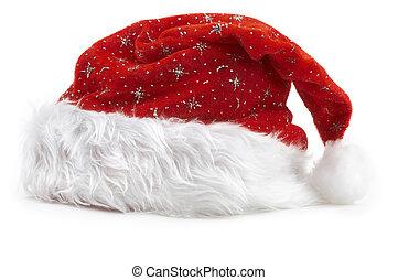 santa hat(isolated)