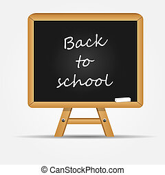 school board icon vector illustration