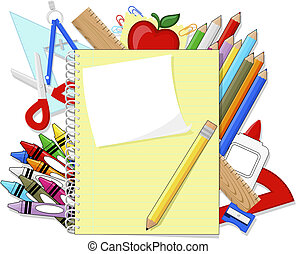 school education supplies