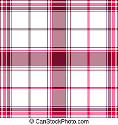 Abstract seamless tartan white-lilas pattern (vector EPS 10)