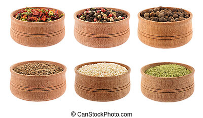 Set of spices 8