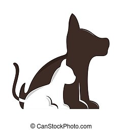 shadow cat and dog
