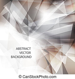 Shiny abstract high-tech background. Vector eps10