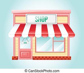Shop Market Icon