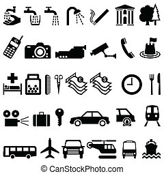 Signage Objects Graphics