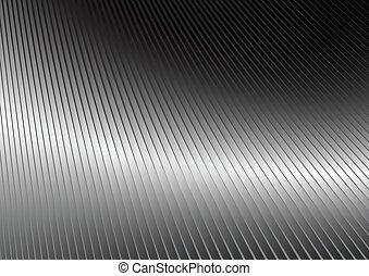 Silver reflective surface