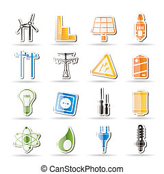 Simple Electricity, power, energy