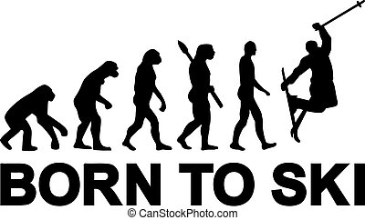 Ski Jump Evolution