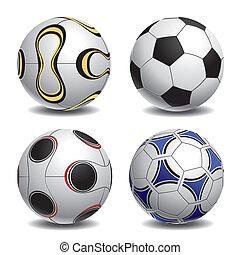 Soccer Ball Set
