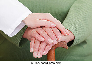 How to give the best care in elderly homes