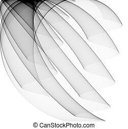 soft monochromatic curves