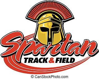 spartan track
