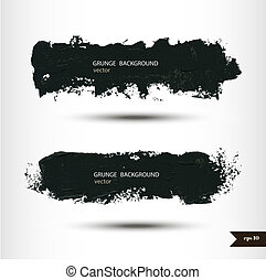 Splash banners. Watercolor background. Grunge background. Vintage background. Texture background. Hand drawn background with place for your text