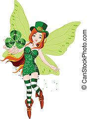 St. Patricks Day Fairy