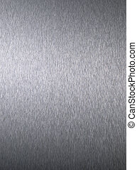 Closeup detailed stainless steel background