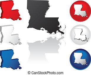 Louisiana Icons